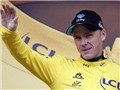 Chris Froome ần thứ 3 vô địch giải đua xe đạp Tour de France