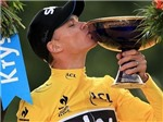 Chris Froome dành tặng chức vô địch cho con trai, tri ân các nạn nhân ở Nice