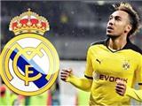 Aubameyang làm tiêu tan hy vọng của Real Madrid