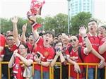 CĐV Man United ở Trung Quốc 'gây chiến' với Man City