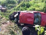 Đồng Nai: Ô tô lao xuống suối khiến 7 người thương vong