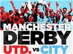 Trận derby Man United - Man City bị hoãn do thời tiết xấu
