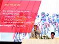 500 triệu tiền thưởng cho giải xe đạp quốc tế VTV Cúp Tôn Hoa Sen 2016