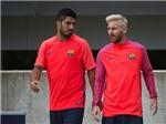 Messi khoe đầu mới trên đất Anh
