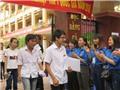 Công bố phổ điểm các môn thi; khối thi xét tuyển đại học, cao đẳng năm 2016