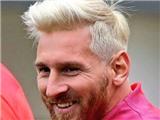 Hài hước ảnh chế về tóc mới của Messi