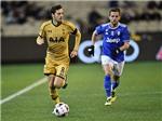 CẬP NHẬT tin tối 26/7: Tân binh Benatia lập công, Juventus thắng dễ Tottenham. Sakho bị Klopp đuổi về Anh