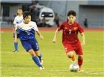 Tuyển nữ Việt Nam thắng không tưởng Singapore 14-0