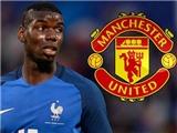 Ở lại Juve hay về Man United, Pogba vẫn là người chiến thắng!