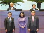 Bà Đặng Thị Ngọc Thịnh được bầu giữ chức Phó Chủ tịch nước