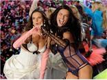 Ngắm nhan sắc hai 'Thiên thần' Victoria's Secret làm phóng viên Olympic