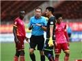 Nương tay với Bửu Ngọc, trọng tài Nguyễn Trọng Thư bị treo còi 1 trận