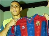 Tròn 20 năm, 'Người ngoài hành tinh' Ronaldo tìm đến Barcelona