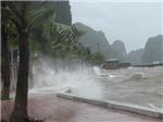 Tin bão số 1: Bạch Long Vĩ gió mạnh cấp 9, giật cấp 13