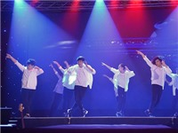 Tài năng múa Việt cùng vũ công hàng đầu thế giới giúp đỡ trẻ em khiếm thính
