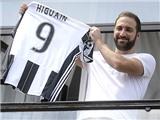 Juventus và chỗ đứng lịch sử của thương vụ Higuain
