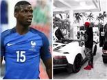CHUYỂN NHƯỢNG ngày 28/7: Pogba tiếp tục gửi tín hiệu mừng đến M.U. Arsenal tăng giá mua Lacazette