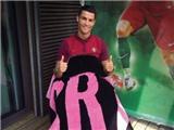 Hết kinh doanh khách sạn, Cristiano Ronaldo đi… bán chăn