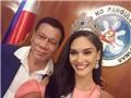 Tổng thống Philippines: Tôi không ném tiền vào việc đăng cai Hoa hậu Hoàn vũ