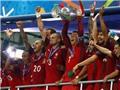 Những khoảnh khắc ấn tượng của EURO 2016