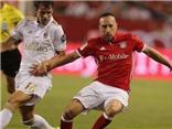 AC Milan xuất sắc đánh bại Bayern trên chấm phạt đền
