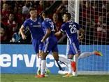 Chelsea 1-0 Liverpool: Fabregas dính thẻ đỏ, Chelsea thắng với 10 người trên sân