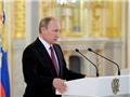 Tổng thống Vladimir Putin: 'VĐV Nga là nạn nhân của phân biệt đối xử'