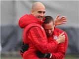Pep: 'Tôi thích cái cách Ribery chỉ trích mình'