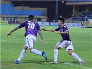 Hà Nội T&T thắng nhọc đội cuối bảng Đồng Tháp