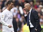 Zidane không lạc quan về khả năng trở lại sớm của Ronaldo