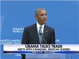 VIDEO: Ông Obama mong Quốc hội Mỹ thông qua TPP trong năm nay