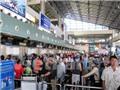Sân bay Nội Bài bị tin tặc tấn công: Màn hình thông báo, loa phát thanh vẫn chưa thể hoạt động trở lại