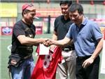 Giải bóng đá Hội CĐV MU Việt Nam Kansai Paint Cup 2016 : Ngày hội CĐV Man United tại TP.HCM