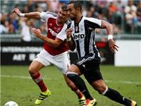 South China 1-2 Juventus: Benatia tiếp tục lập công giúp Juventus chiến thắng