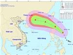 Bão số 2 gần biển Đông, khu vực Hà Nội sẽ có mưa rào và dông