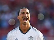 Man United 5-2 Galatasaray: Ibrahimovic lập siêu phẩm ngày ra mắt 'Quỷ đỏ'
