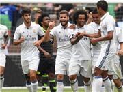 Real Madrid 3-2 Chelsea: Hazard lập cú đúp, Conte ám chỉ Diego Costa có thể ra đi