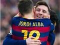 Alba: 'Thật ngớ ngẩn nếu thiếu tôn trọng Ronaldo, nhưng Messi ở đẳng cấp khác'
