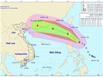 Bão Nida giật cấp 15 chuyển hướng, đêm 31/7 sẽ vào biển Đông
