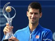 Djokovic vô địch Rogers Cup, tự tin hướng đến Olympic 2016