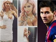 Người đẹp Argentina: 'Trên giường', Messi không khác gì... xác chết'