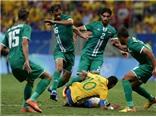 Olympic Brazil trước nguy cơ bị loại sau hai trận hòa liên tiếp