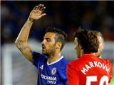 Giữ Matic, Chelsea muốn bán Fabregas cho Juventus với giá 'KHỦNG'