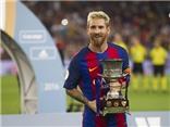 Barca 3-0 Sevilla: Messi và Turan giúp Barca đoạt Siêu Cúp Tây Ban Nha 2016