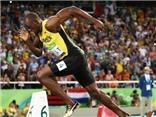 Xem Usain Bolt VÔ ĐỐI ở chung kết cự ly 200m sở trường