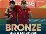 Thua trận tranh Huy chương đồng, cầu lông Trung Quốc mất ngôi bá chủ ở Olympic