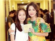 Mỹ Linh đón sinh nhật bằng MV của con gái