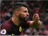 Stoke 1-4 Man City: Aguero và Nolito lập cú đúp, Pep bắt kịp Mourinho