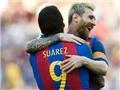 Suarez lập hat-trick, Messi ghi cú đúp, ĐKVĐ Barca khởi đầu hoàn hảo