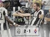 Higuain '90 triệu' nhanh chóng ghi bàn, trở thành người hùng của Juventus